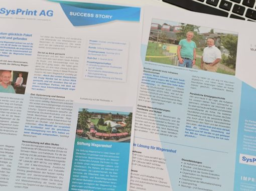 Referenzbericht: Interview, Redaktion und Text