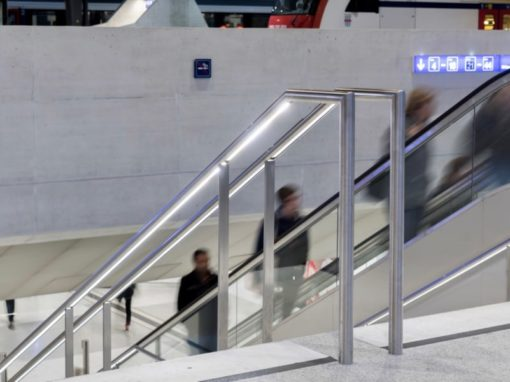 Produktlaunch für wegweisende Leuchte – mehrstufige Kampagne
